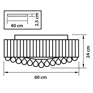 Чертеж 713154 (MX500002-15) Люстра REGOLO 15х60W E14 ХРОМ (в комплекте)
