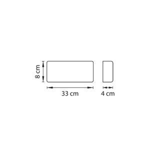 Бра — 810518 — Lightstar — Мощность 1*10W