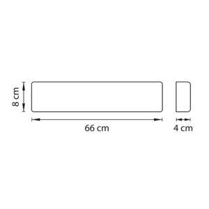 Бра — 810528 — Lightstar — Мощность 1*20W