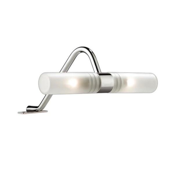 Фото Светильник с креплением на зеркало - 2448/2 в стиле Для ванной