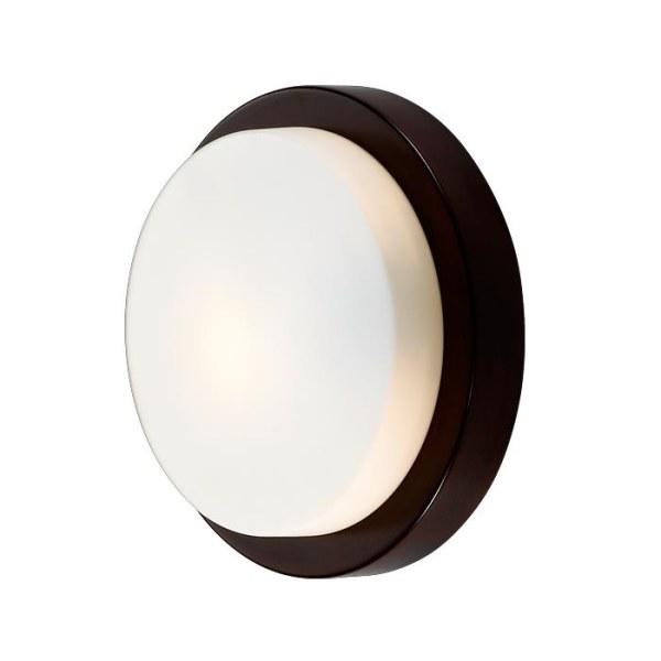 Фото Настенно-потолочный светильник - 2744/1C в стиле Для ванной