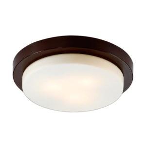 Фото Настенно-потолочный светильник - 2744/3C в стиле Для ванной