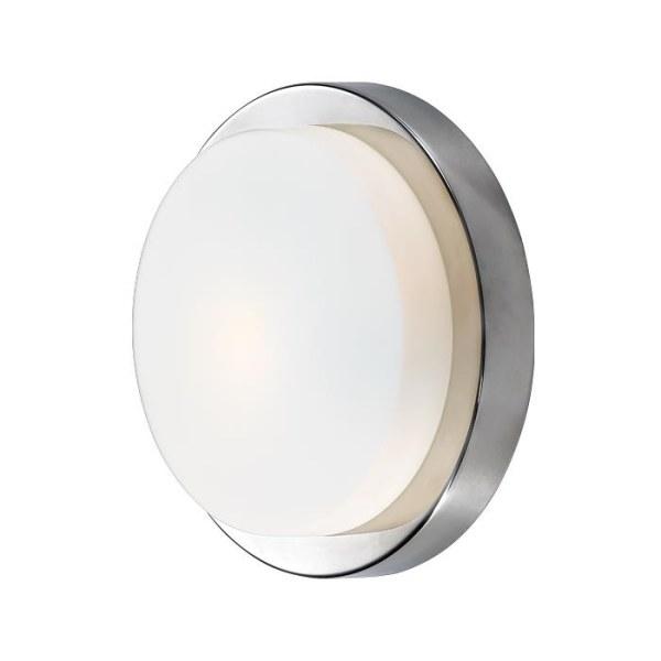 Фото Настенно-потолочный светильник - 2746/1C в стиле Для ванной