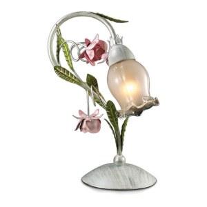 Фото Настольная лампа - 2252/1T в стиле Флористика