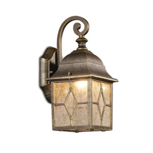 Фото Уличный настеный светильник - 2309/1W в стиле Модерн