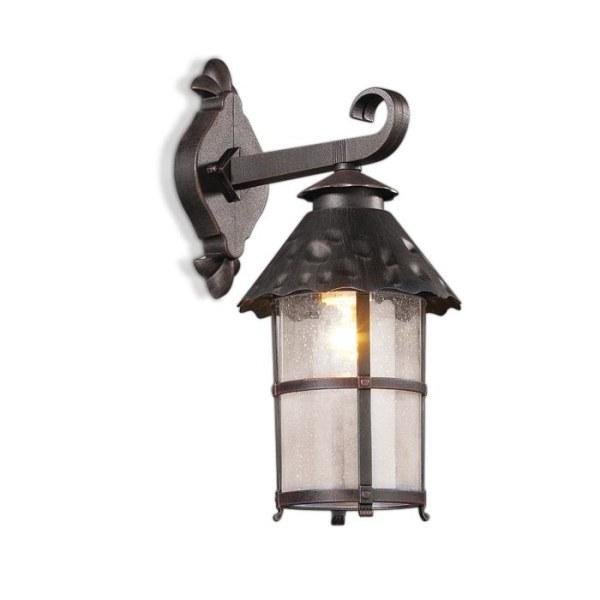 Фото Уличный настеный светильник - 2313/1W в стиле Модерн