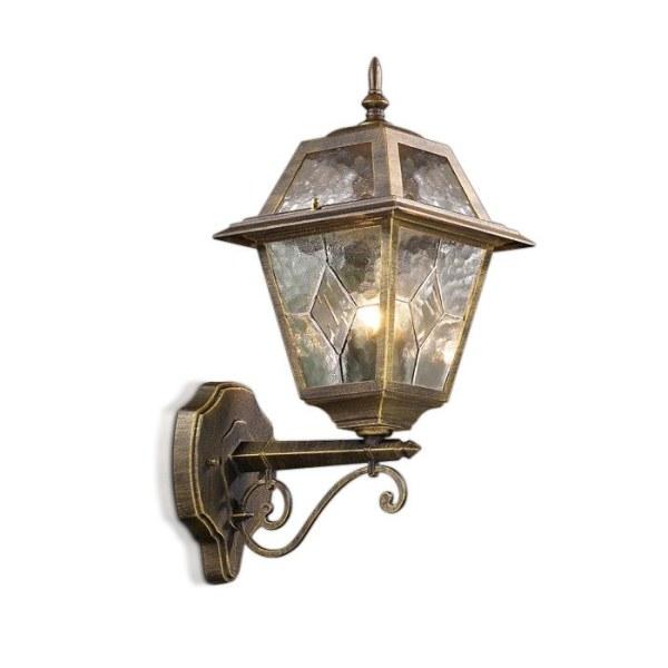 Фото Уличный настеный светильник - 2315/1W в стиле Классика
