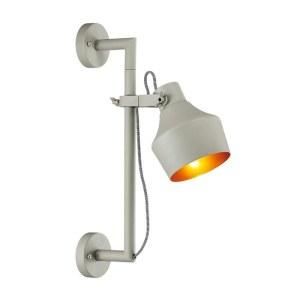 Фото Настенный светильник на кронштейне - 4083/1WA в стиле Техно