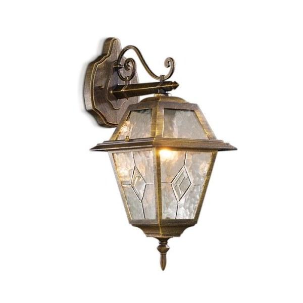 Фото Уличный настеный светильник - 2316/1W в стиле Классика