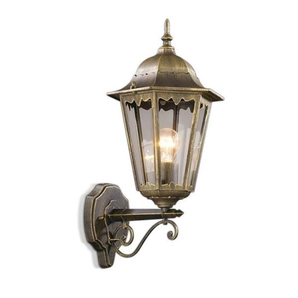 Фото Уличный настеный светильник - 2319/1W в стиле Классика
