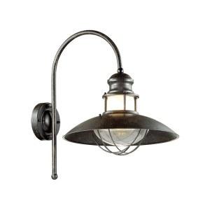 Уличный настенный светильник IP44 — 4164/1WA — ODEON LIGHT 1*60W