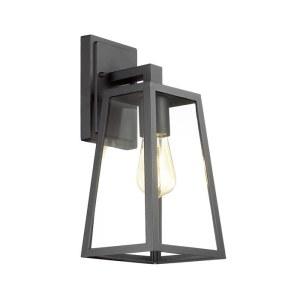 Фото Уличный настенный светильник IP43 - 4169/1W в стиле Модерн