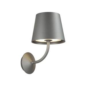 Фото Уличный настенный светильник IP65 - 4608/7WL в стиле Классика