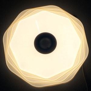 Музыкальная люстра светильник CY181-517 Aiden — RGB