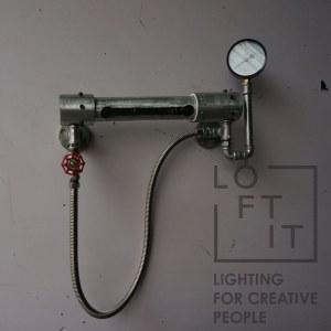 Фото LOFT1482W-4 Настенный Для спальни в стиле Лофт -2