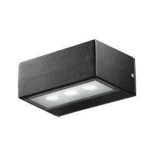 Декоративный светодиодный уличный настенный светильник-357228-foto