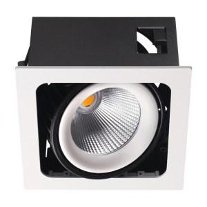 Встраиваемый карданный светодиодный светильник-358037-foto