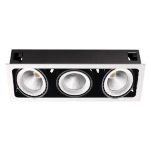 Встраиваемый карданный светодиодный светильник-358039-foto