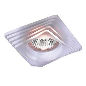 Декоративный встраиваемый неповоротный светильник-369126-foto