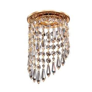 Декоративный встраиваемый светильник-369400-foto