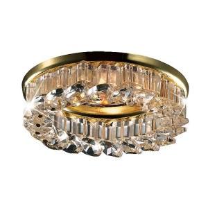 Декоративный встраиваемый светильник-369453-foto