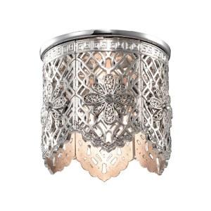 Декоративный встраиваемый светильник-369680-foto