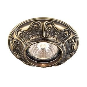 Декоративный встраиваемый светильник-369852-foto