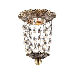 Декоративный встраиваемый светильник-369863-foto