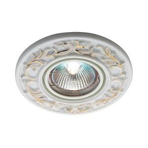 Декоративный встраиваемый светильник-369869-foto