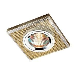 Декоративный встраиваемый светильник-369903-foto
