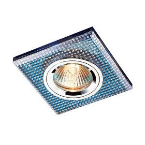 Декоративный встраиваемый светильник-369904-foto