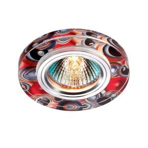 Декоративный встраиваемый светильник-369909-foto