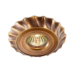Декоративный встраиваемый светильник-369944-foto