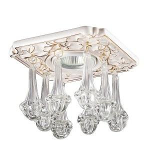 Декоративный встраиваемый светильник-369957-foto