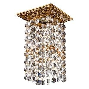 Декоративный встраиваемый светильник-369985-foto
