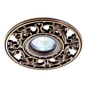 Декоративный встраиваемый светильник — 369988 — NOVOTECH 50W