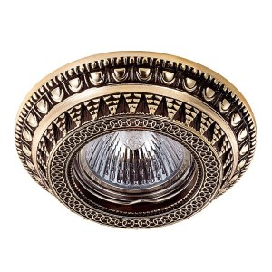 Декоративный встраиваемый светильник — 370008 — NOVOTECH 50W