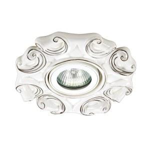 Декоративный встраиваемый светильник-370041-foto