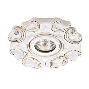 Декоративный встраиваемый светильник-370042-foto