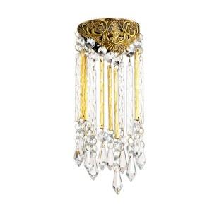 Декоративный встраиваемый светильник-370054-foto