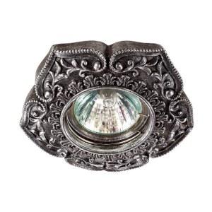 Декоративный встраиваемый светильник — 370083 — NOVOTECH 50W
