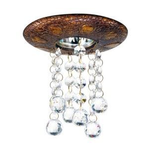 Декоративный встраиваемый светильник — 370101 — NOVOTECH 50W