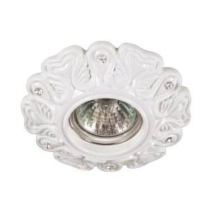 Декоративный встраиваемый светильник-370122-foto