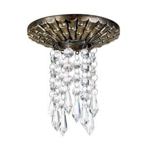 Декоративный встраиваемый светильник — 370136 — NOVOTECH 50W