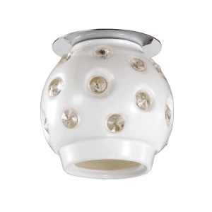 Декоративный встраиваемый светильник-370159-foto