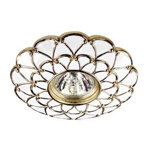 Встраиваемый декоративный светильник — 370223 — NOVOTECH 50W