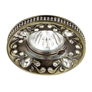 Встраиваемый декоративный светильник — 370235 — NOVOTECH 50W