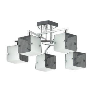 Люстра потолочная — 4411/5C — LUMION — Мощность 5*40W