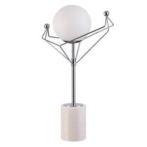 Настольная лампа — 4467/1T — LUMION — Мощность 1*40W
