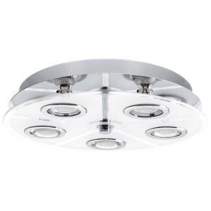 Настенно-потолочный светильник — 30933 — EGLO — GU10, 5X3W